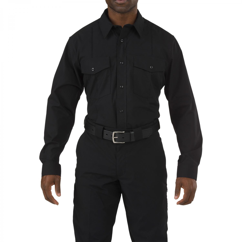 5.11 Tactical Taclite Pro LS skjorte, sort