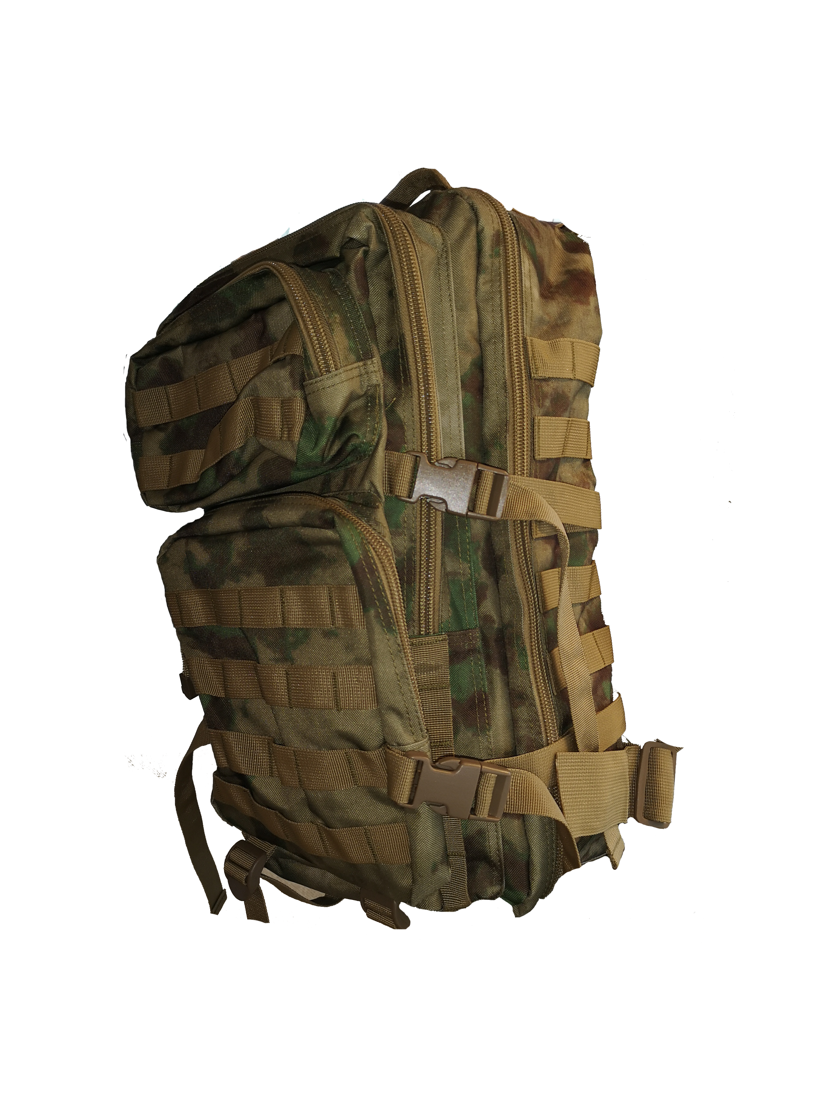 MOUNTAIN BACKPACK RYGSÆK ICC FG CAMO 45L by 101INC